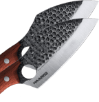 2 Haarko Knives