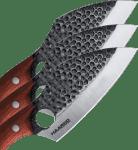 3 Haarko Knives