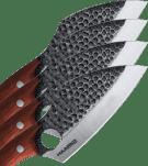 4 Haarko Knives